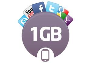1 gb internet paketi avea