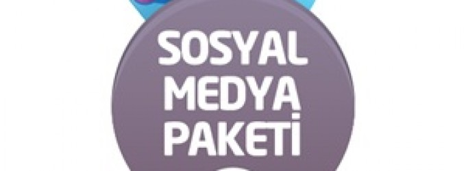 Avea Sosyal Medya Paketi – 4 TL