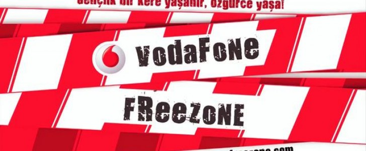 Vodafone Freezone Genç İkili Paket – 15 TL