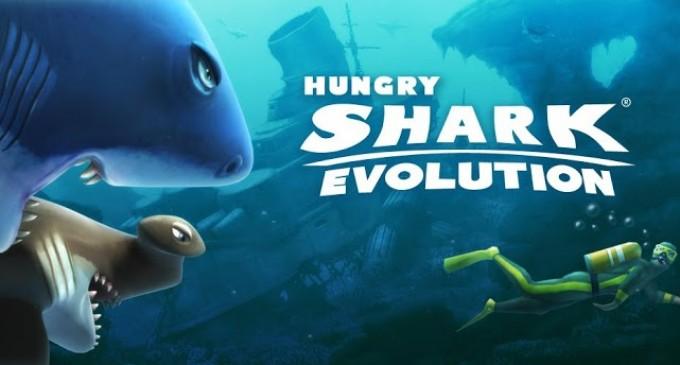 www.Androidkalem.com - Hungry Sark Evolution Apk İndir