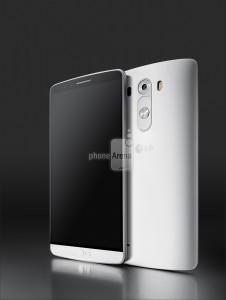 LG G3 Beyaz