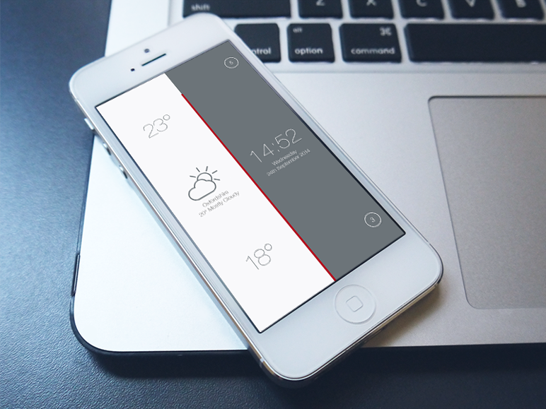 iphone kilit ekrani