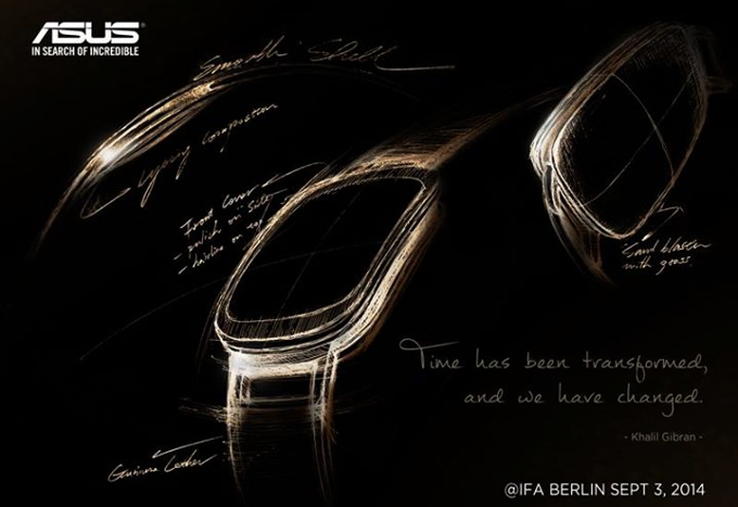Asus Smartwatch -1