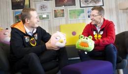 Rovio'nun CEO'su ve Angry Birds'ün Yapımcısı Görevini Bırakıyor