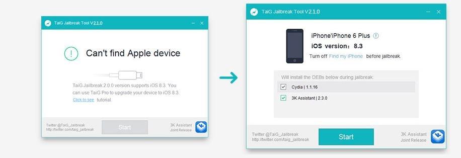 iOS 8.4 Jailbreak C?kt? mobilamca.com