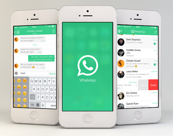Download WhatsApp Messenger for iPhone - free