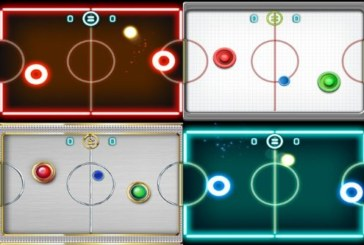 Glow Hockey 2 – Masa Hokeyi Oyunu