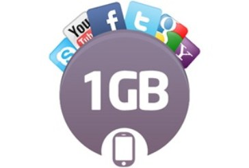 Türk Telekom 1 GB İnternet Paketi – 19 TL