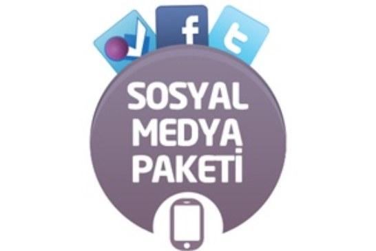 Türk Telekom Sosyal Medya Paketi – 4 TL