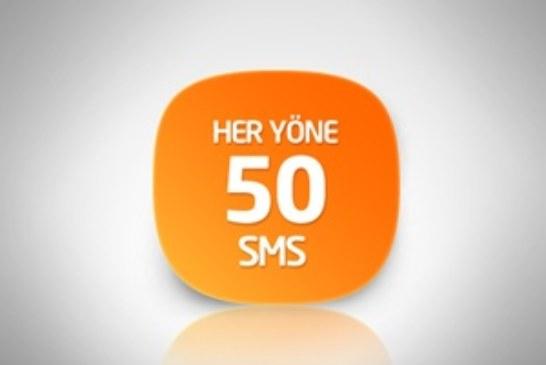 Türk Telekom Mini SMS Paketi – 4 TL