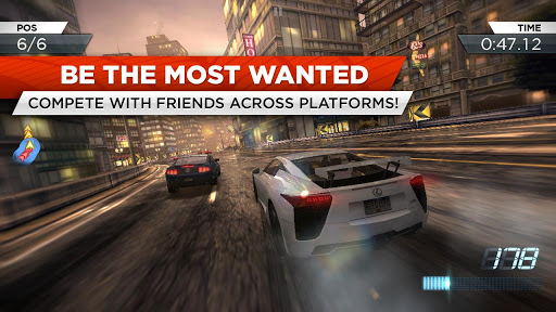 Need for Speed™ Most Wanted – Android Yarış Oyunu