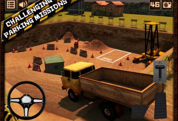Truck Parking 3D – Android Yarış Oyunu