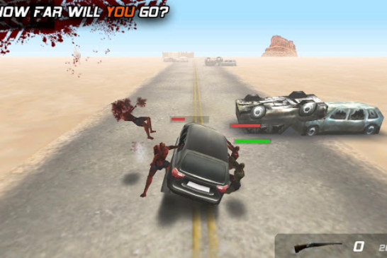 Zombie Highway – Android Aksiyon Oyunu
