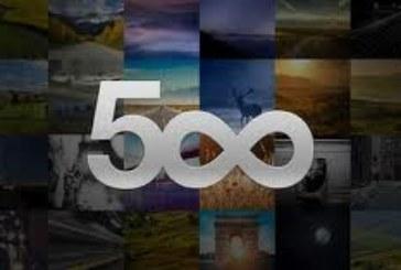 500px – Android Fotoğraf Uygulaması