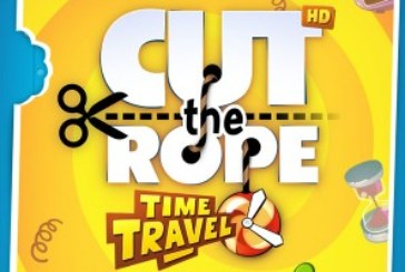 Cut the Rope: Time Travel – Android Zeka Oyunu