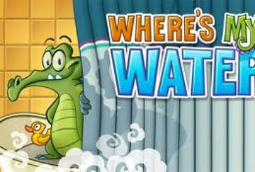 Where's My Water – Android Zeka Oyunu