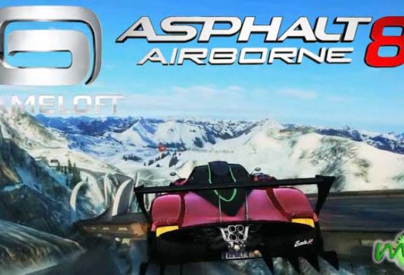 Asphalt 8 Airborne Yayınlandı! – iOS En İyi Yarış Oyunu
