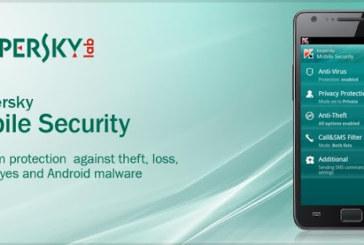 Kaspersky Mobile Security – Android Antivirüs Uygulaması
