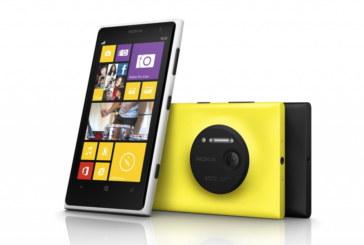 Nokia Lumia 1020'nin Ülkemizdeki Satışı 2 Ekimde Başlıyor