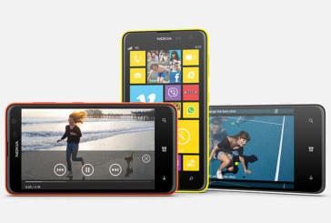 Nokia Lumia 625'in Ülkemizdeki Satışına Başlandı