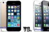 iPhone 5S / iPhone 5 Karşılaştırması