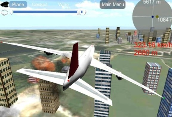 Airplane Flight Simulator – Android Pilot Oyunu