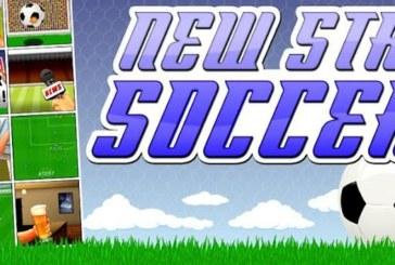 New Star Soccer ile Android'de Futbolcu Olun!
