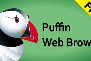 Flash Playerlı Android Browser ile Tanışın: Puffin Browser