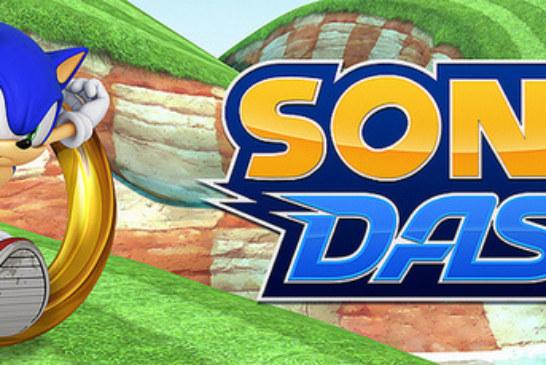Ölmeyen Sonic Android'de! İşte Sonic Dash