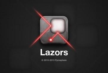 Lazors ile Lazerlere Yön Verin!