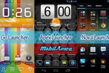 En İyi Ücretsiz 4 Android Launcher