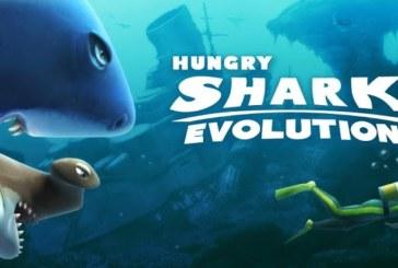 Hungry Shark Evolution – Android Köpekbalığı Oyunu