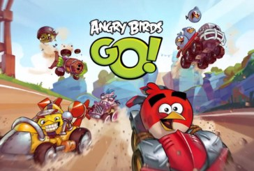 Angry Birds Go ile Kuşları Yarıştırın!