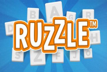 Ruzzle Free ile Arkadaşlarınızla Kelime Oyunu!