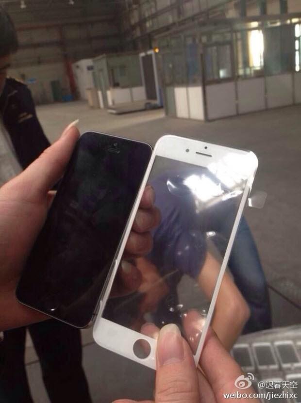 iphone 6 boyut