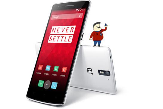 OnePlus One Tanıtıldı! İşte Özellikleri