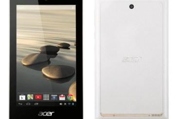 Acer Iconia One 7'yi Tanıttı! – İşte Özellikleri ve Fiyatı