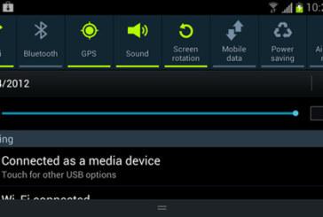 Android'de Bildirim Ekranını Değiştirmek