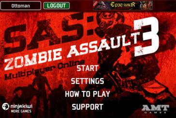 SAS Zombie Assault 3 – Telefon ile Multiplayer Oynanabilecek Oyunlar