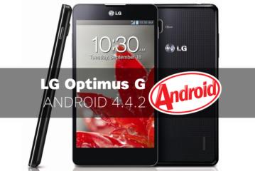 LG Optimus G için Android 4.4 KitKat Güncellemesi Geldi!