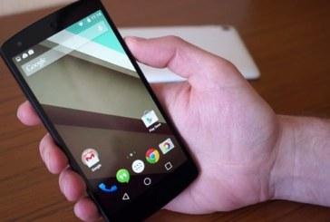 Sony Telefonlar İçin Android L Teması
