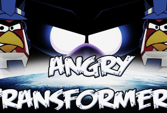 Angry Birds Transformers Geliyor!