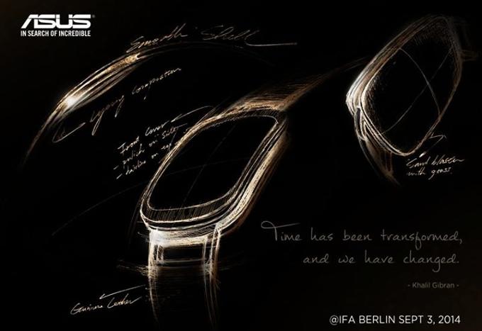 Asus Smartwatch -1