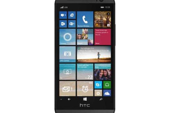 Windows Phone İşletim Sistemli HTC One M8 Geliyor!