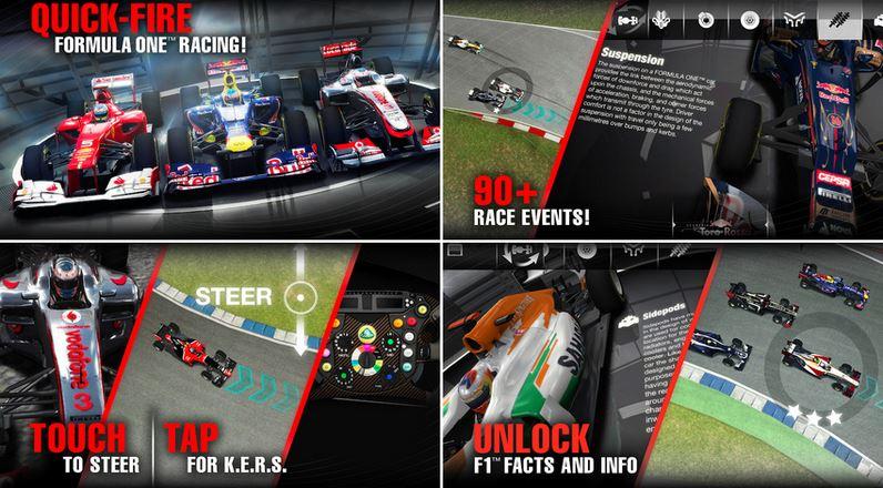 10- F1 Challenge