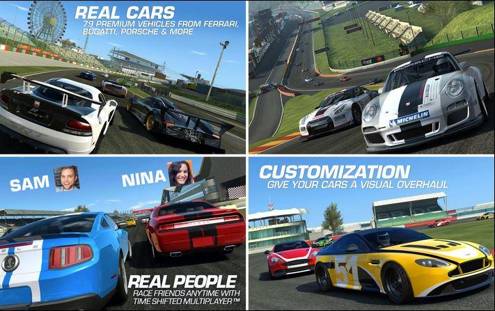 2- Real Racing 3