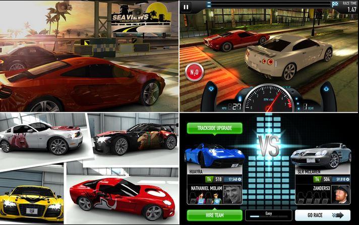 5- CSR Racing ve CSR Classics