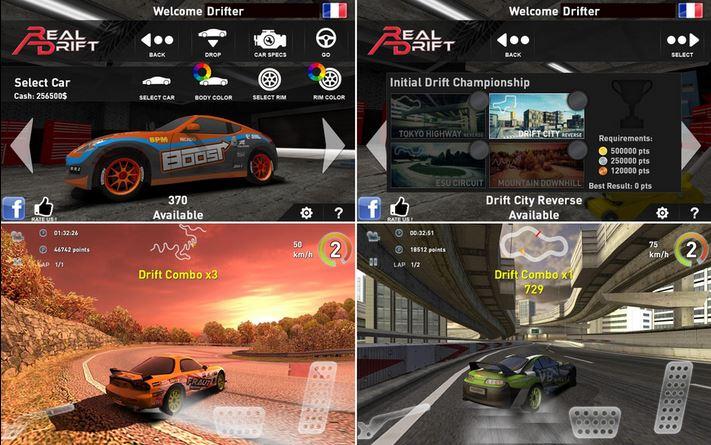 6- Real Drift Car Racing