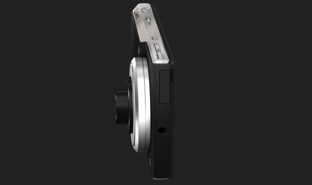 Panasonic Lumix CM1 Profil