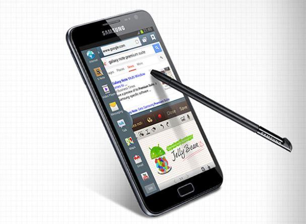 Samsung Multi Window Mode